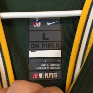 Nike Tops - Nike Packers Lacy Jersey